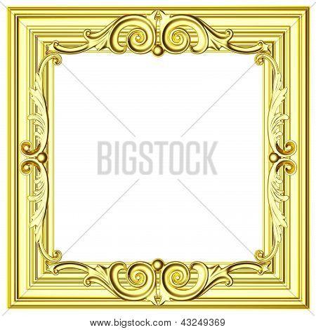 Vintage Gold Framework