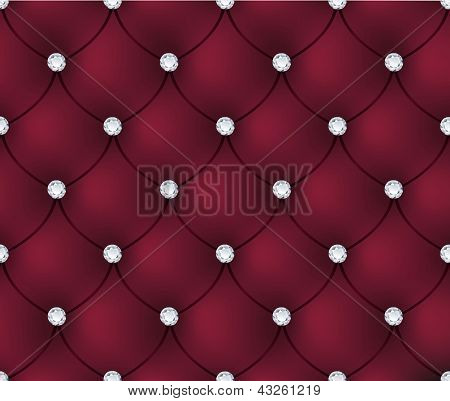Luxury Red Velvet Background