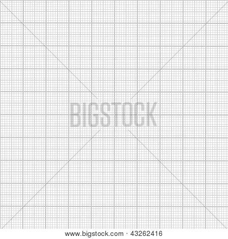 Papel transparente milímetros