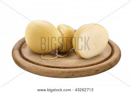 scamorza, italian cheese