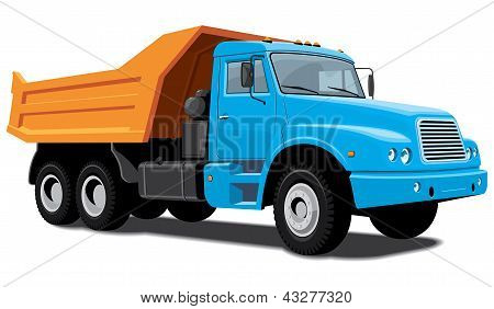 Dump truck - My design