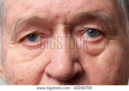 Old Man Eyes