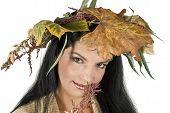 Miss Autumn Woman