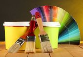 foto of paint pot  - Paint pots - JPG