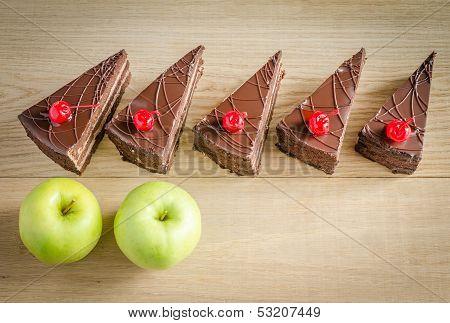 5:2 Diet Concept