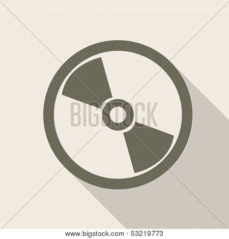 Compact disk web icon