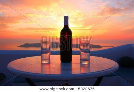 Wine On Sunset