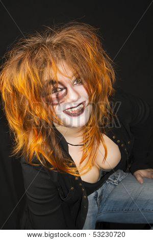 Gorgeous Halloween Girl