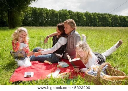Outdoors Picnic
