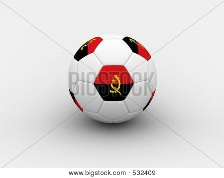 Angola Soccer Ball