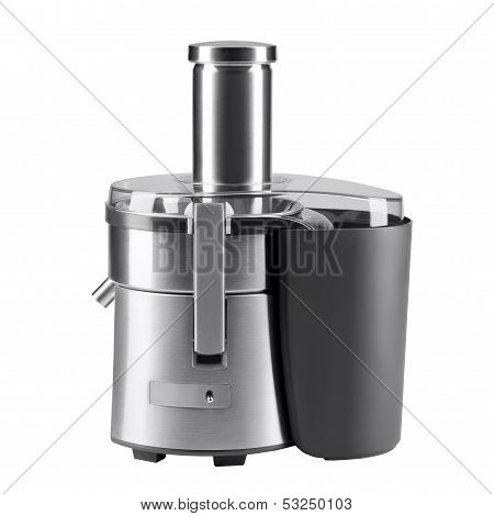 Electrical Juicer on the white background