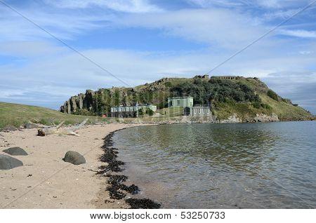 Inchcolm Beach