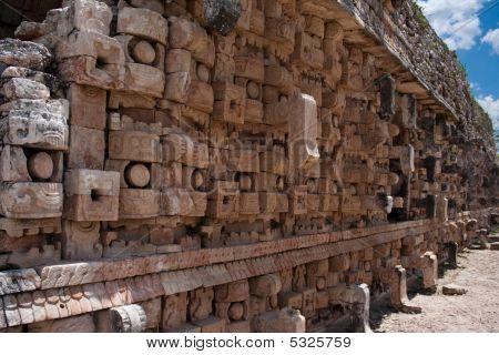 Kabah Ruta Puuc Temple