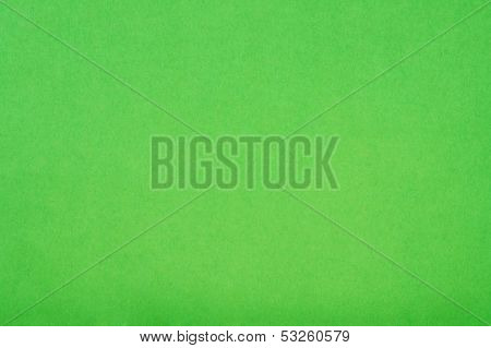 Green Paper Or Plaster Texture