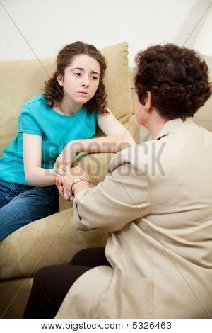 Conselheiro confortos Teen