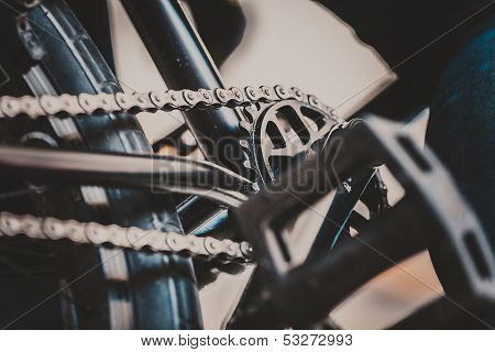 BMX background photography