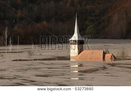 Submerged Church