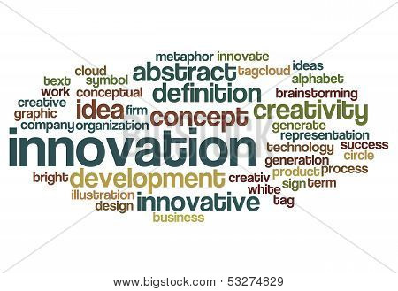 Innovation Creativity Business Concept Background
