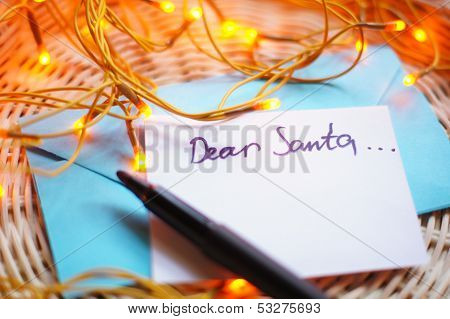 Xmas Letter
