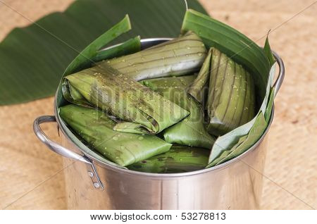 Pot Of Tamales