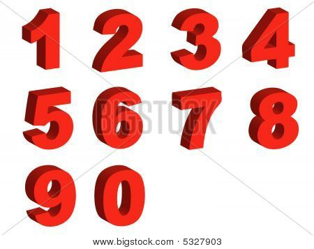 Numbers Symbols