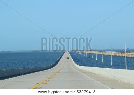 Floriday Keys Bridges Highway 1