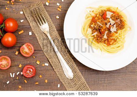 Pasta Spaghetti Bolognese