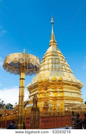 Wat Phrathat Doi Suthep Temple