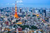 foto of minato  - Tokyo Tower in Tokyo - JPG