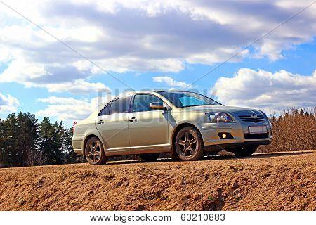 Toyota Avensis Car