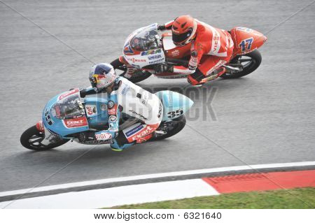 2009 MotoGP Malaysian Grand Prix 125cc Class