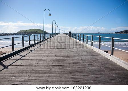 Coffs Pier.
