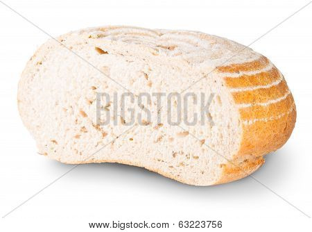 Unleavened Bread Half With Dill Seeds
