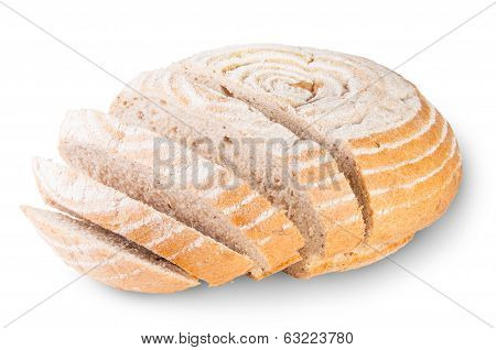 Unleavened Bread With Dill Seeds