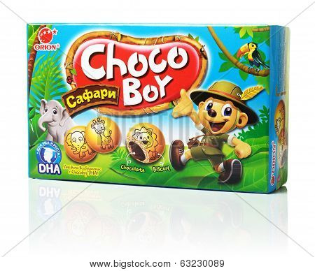 Orion Choco Boy Safari