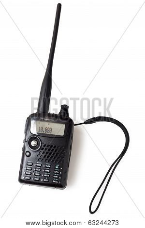 Transceiver On White