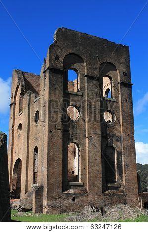 Blast Furnace Ruins