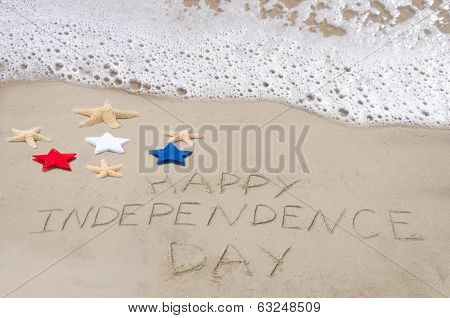 Happy Independence Day Background