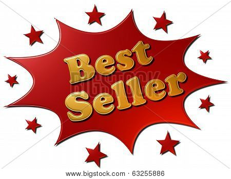 Best Seller (Red Explosion)