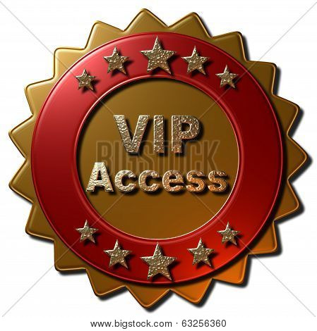 VIP Access (5 Star Golden Seal)