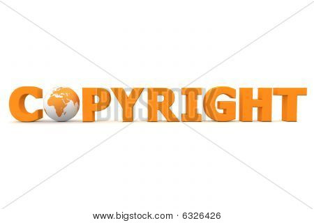 Copyright World Orange