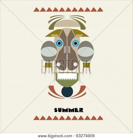 Tiki Indian
