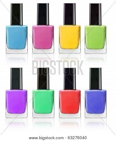 8 nail colors