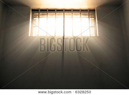 Freedom Hope And Despair Jail Window