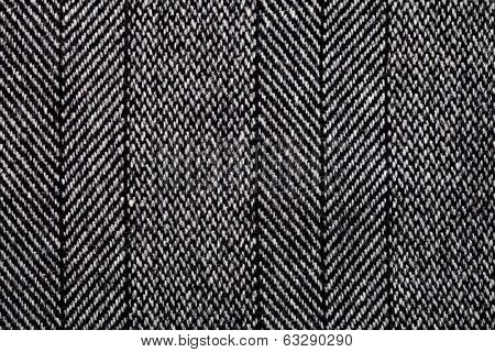 background of gray jacket textile