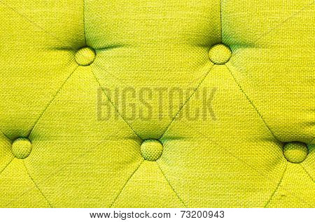 Green Lamon Sofa Texture And Background