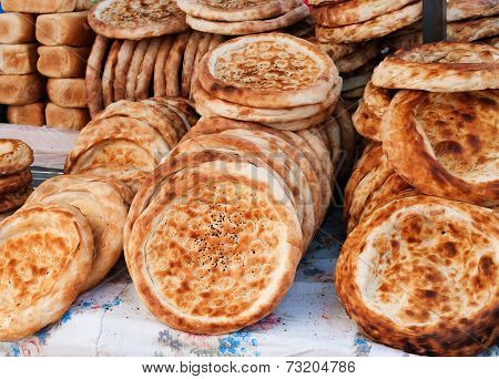 Kirghiz Bread Tokoch