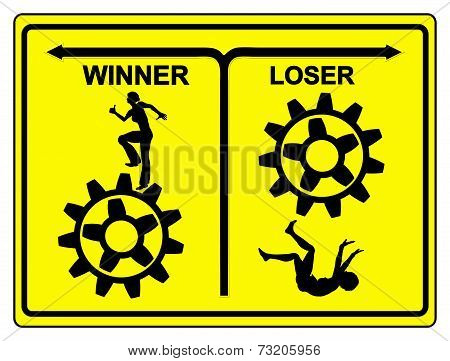 Winner And Loser