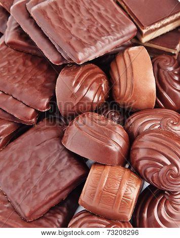 chocolate candy.