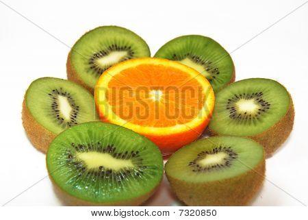 Kiwi and Oranges